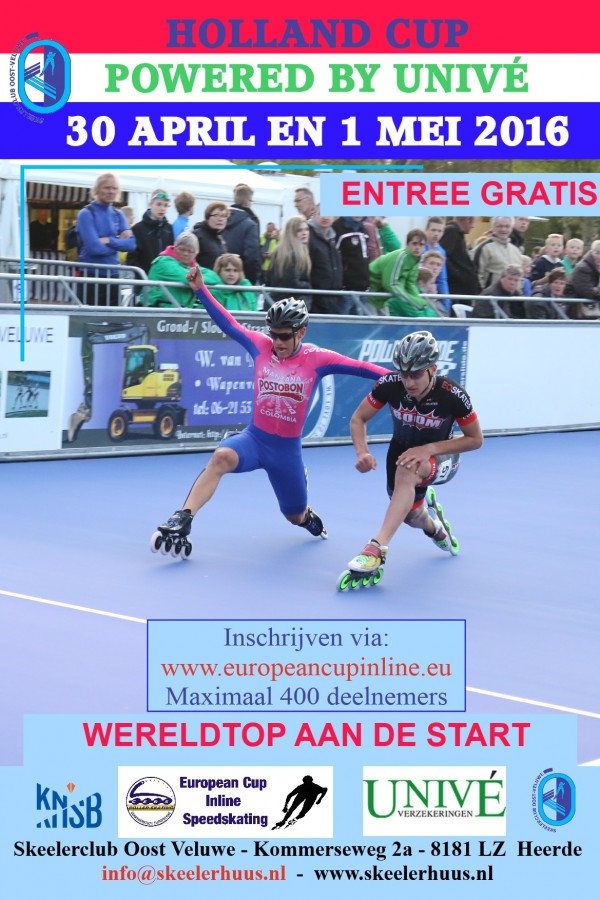 Holland Cup 2016